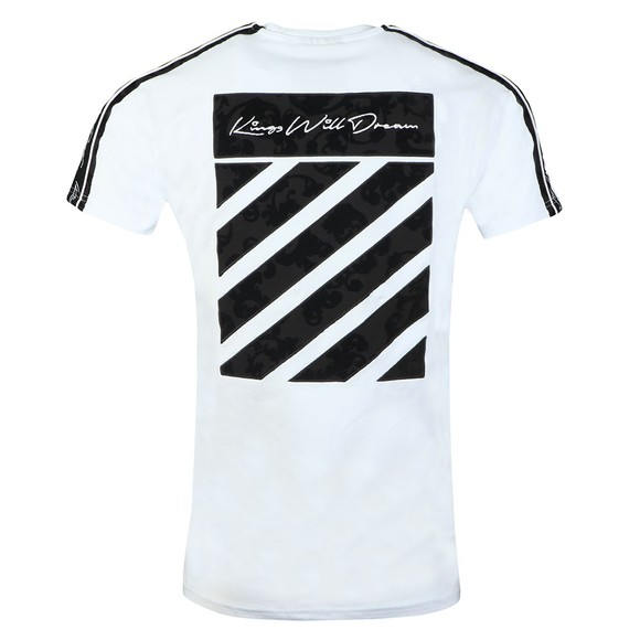 Kings Will Dream Mens White Bardor Tee main image