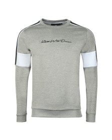 Kings Will Dream Mens Grey Tarves Poly Sweat
