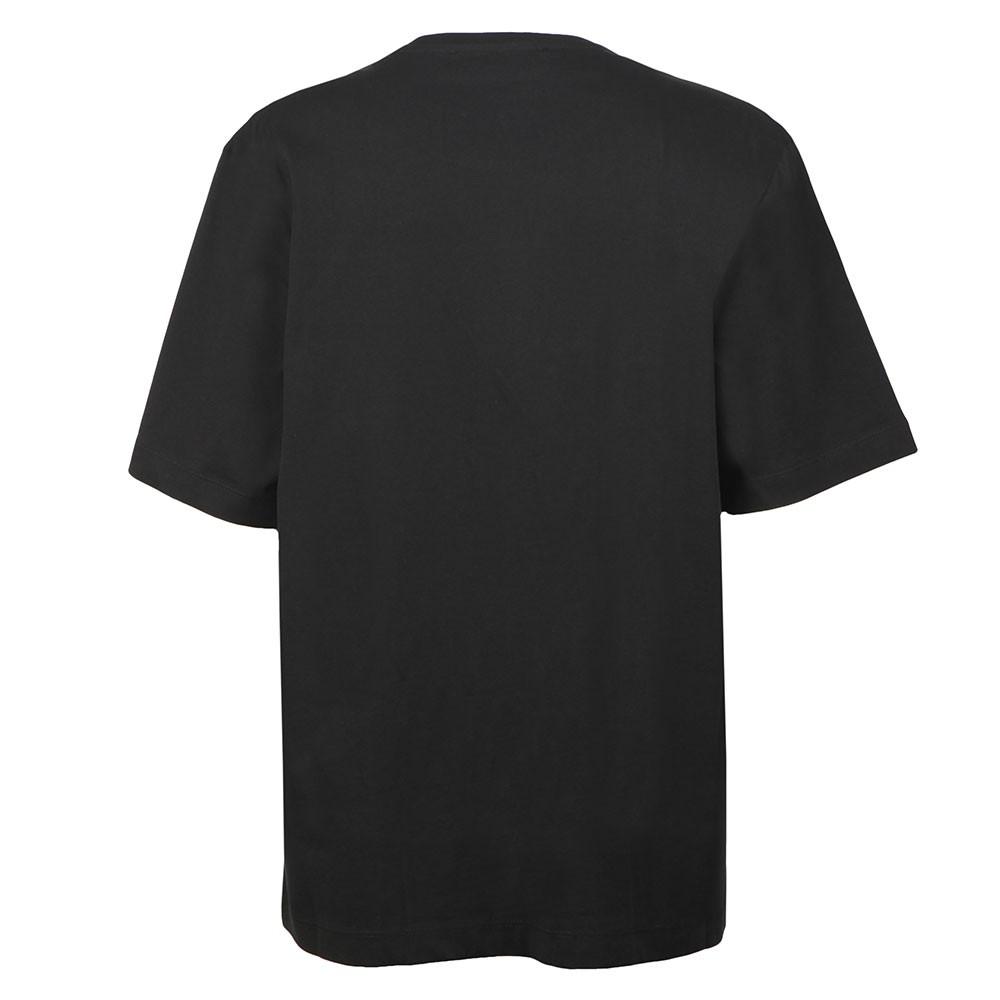Metallic Box Logo T Shirt main image