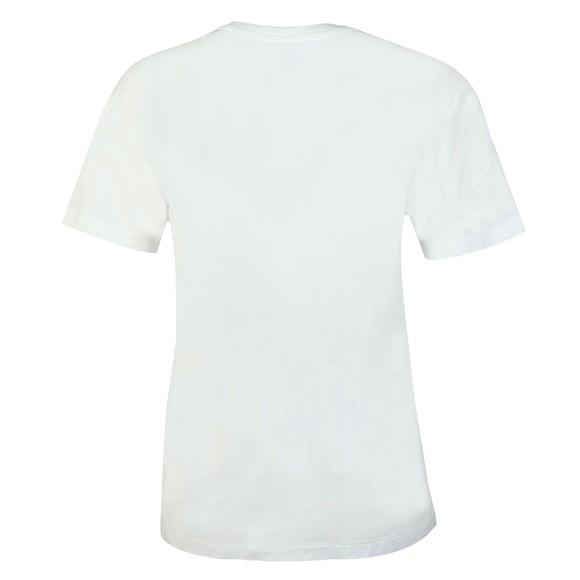 Polo Ralph Lauren Womens White I Love Polo T-Shirt main image