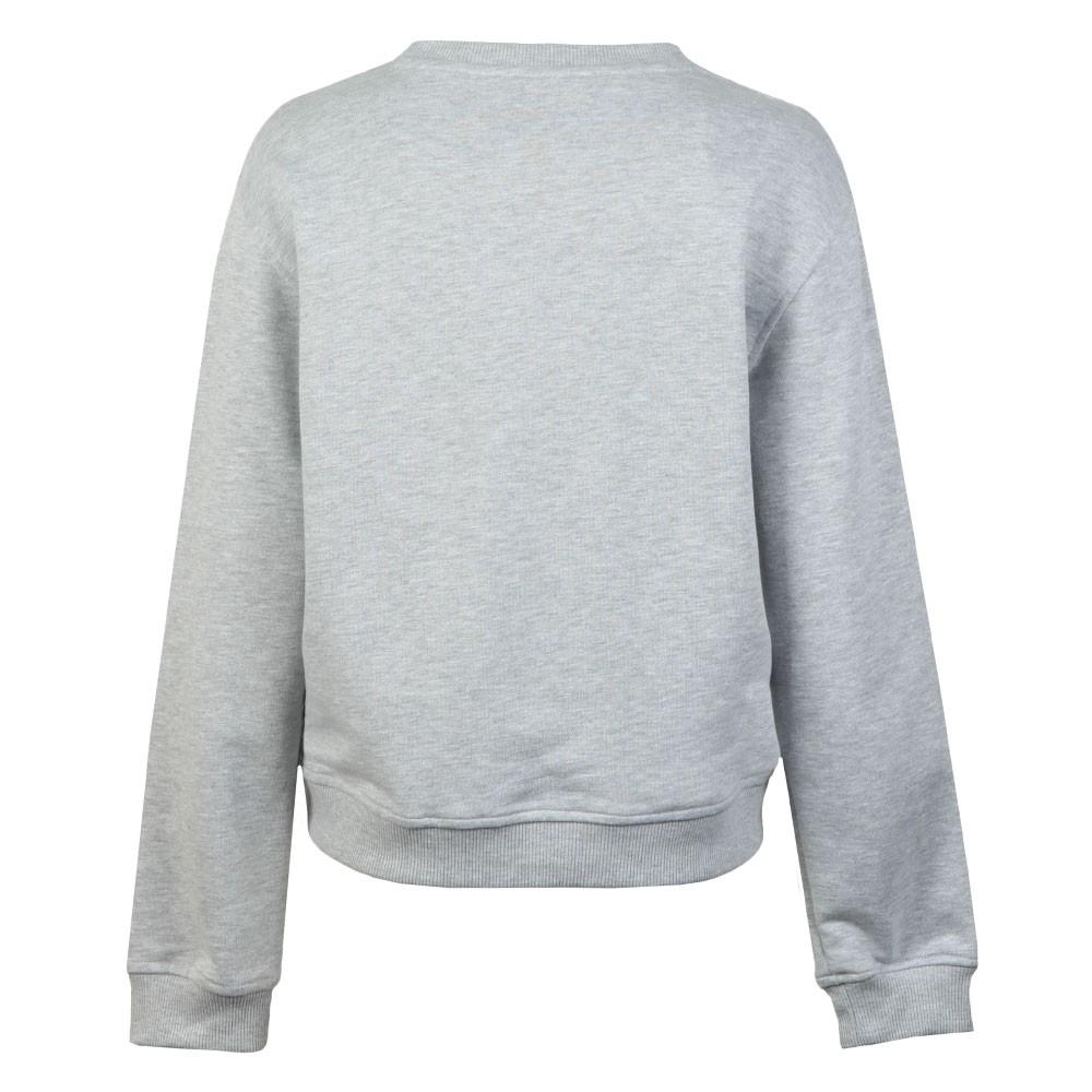 Sequin Logo Sweatshirt main image