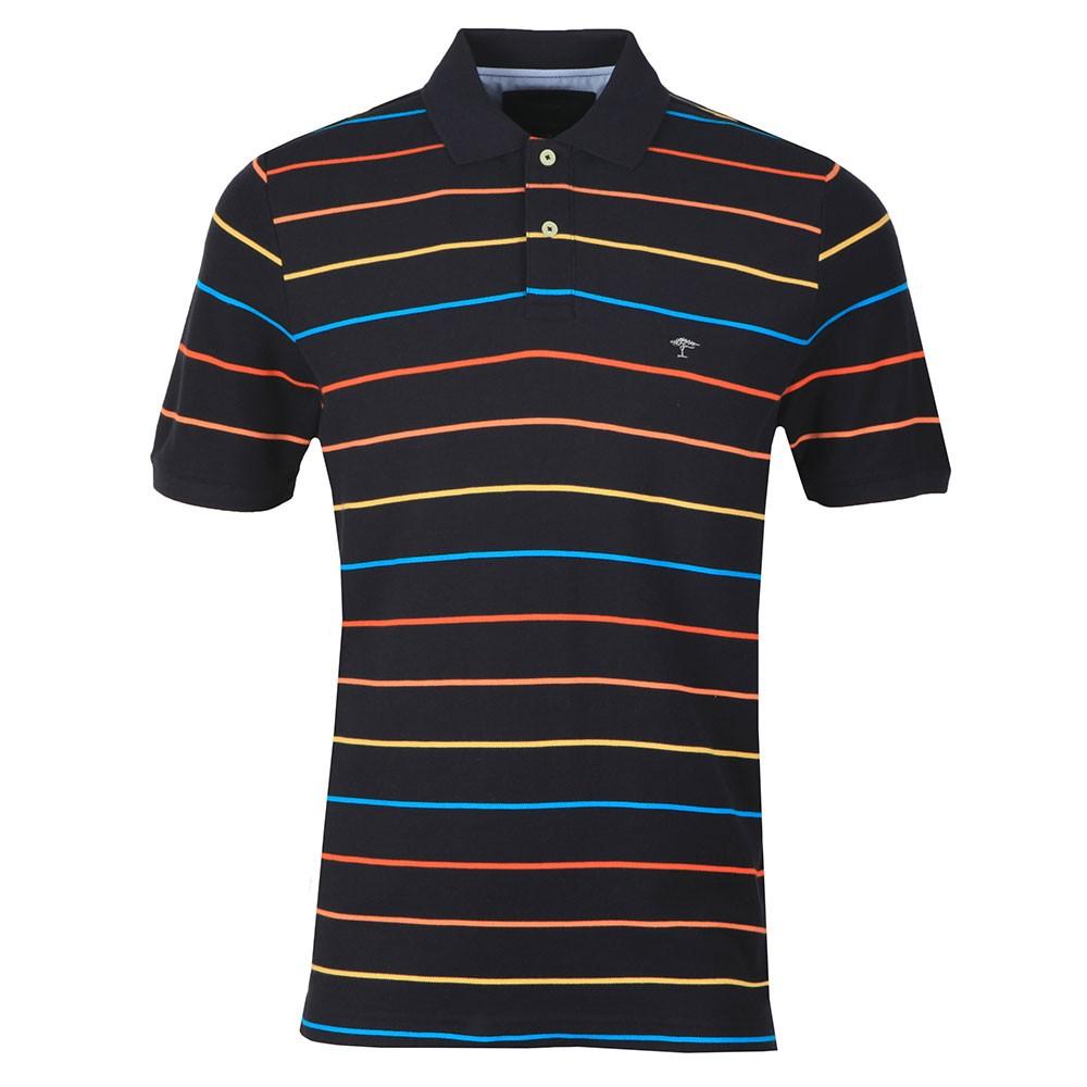 Stripe Polo main image