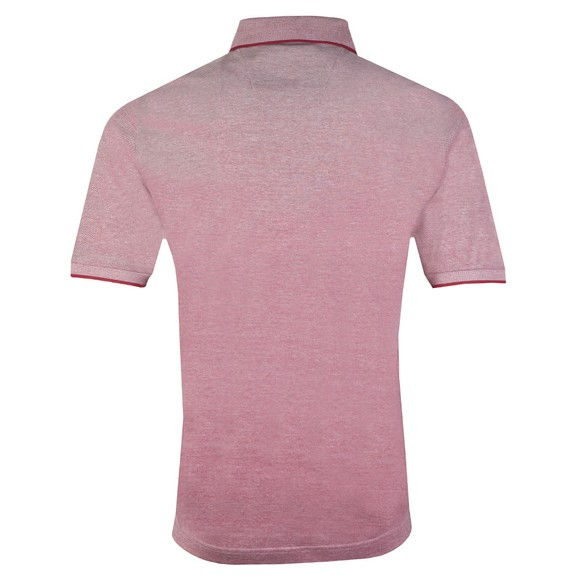 Fynch Hatton Mens Purple Pocket Polo main image