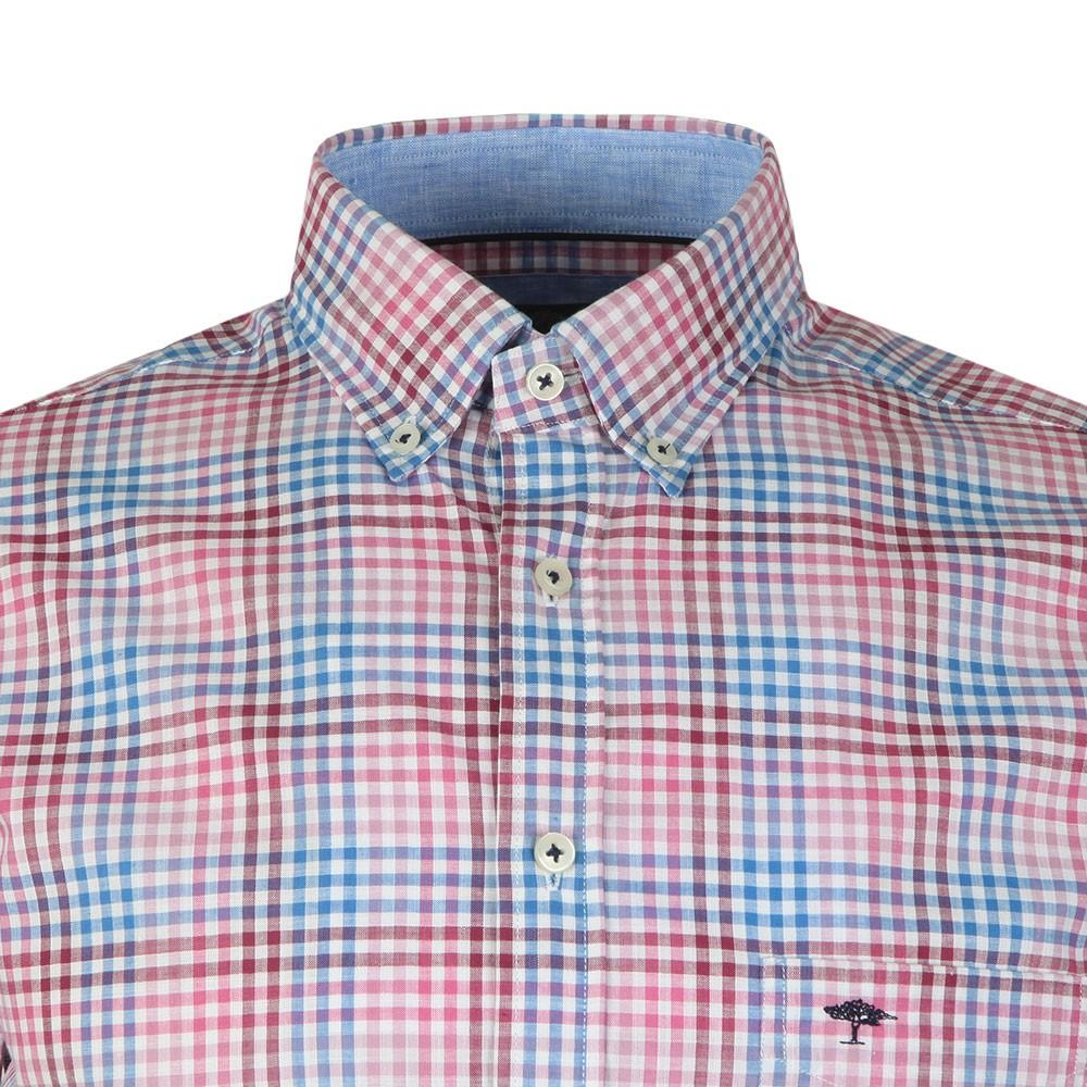 S/S Check Shirt main image