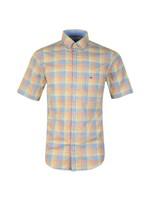 S/S Check Shirt