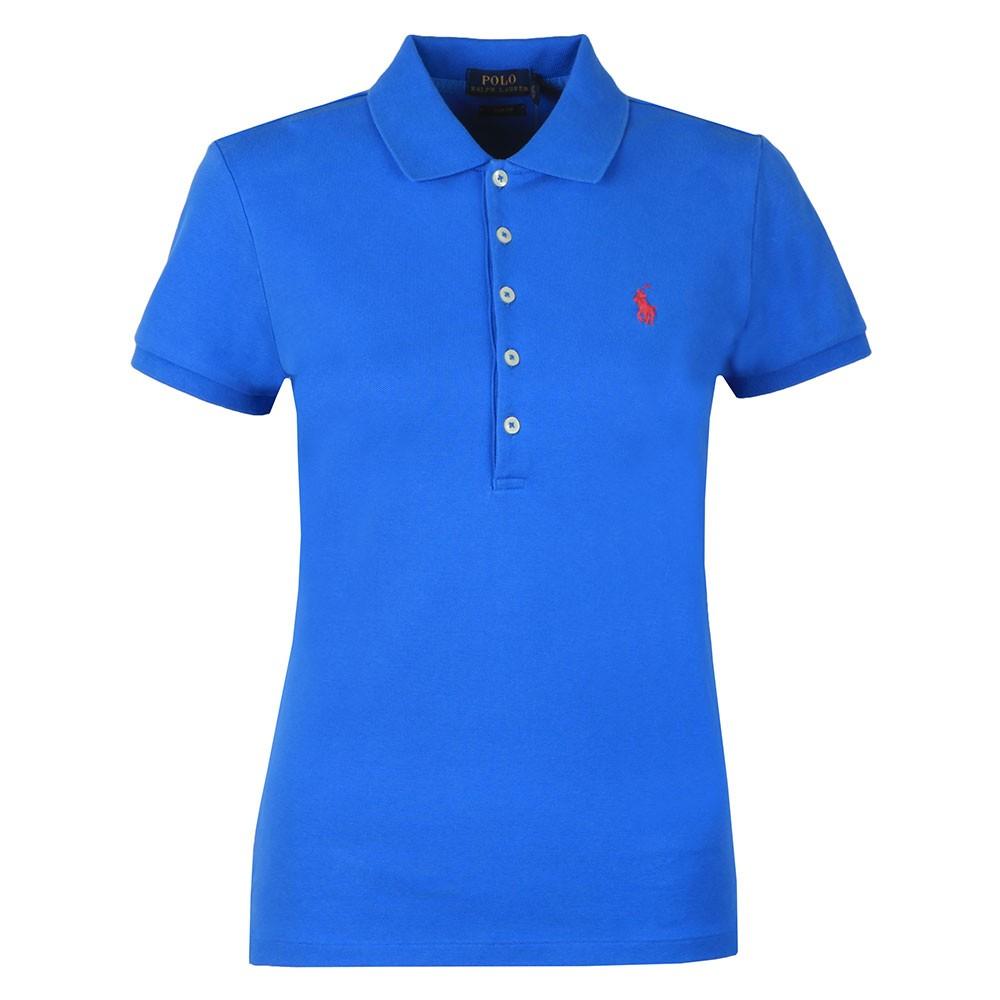 c28d0437dc9d Polo Ralph Lauren Julie Polo Shirt | Oxygen Clothing