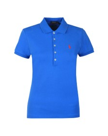 Polo Ralph Lauren Womens Blue Julie Polo Shirt