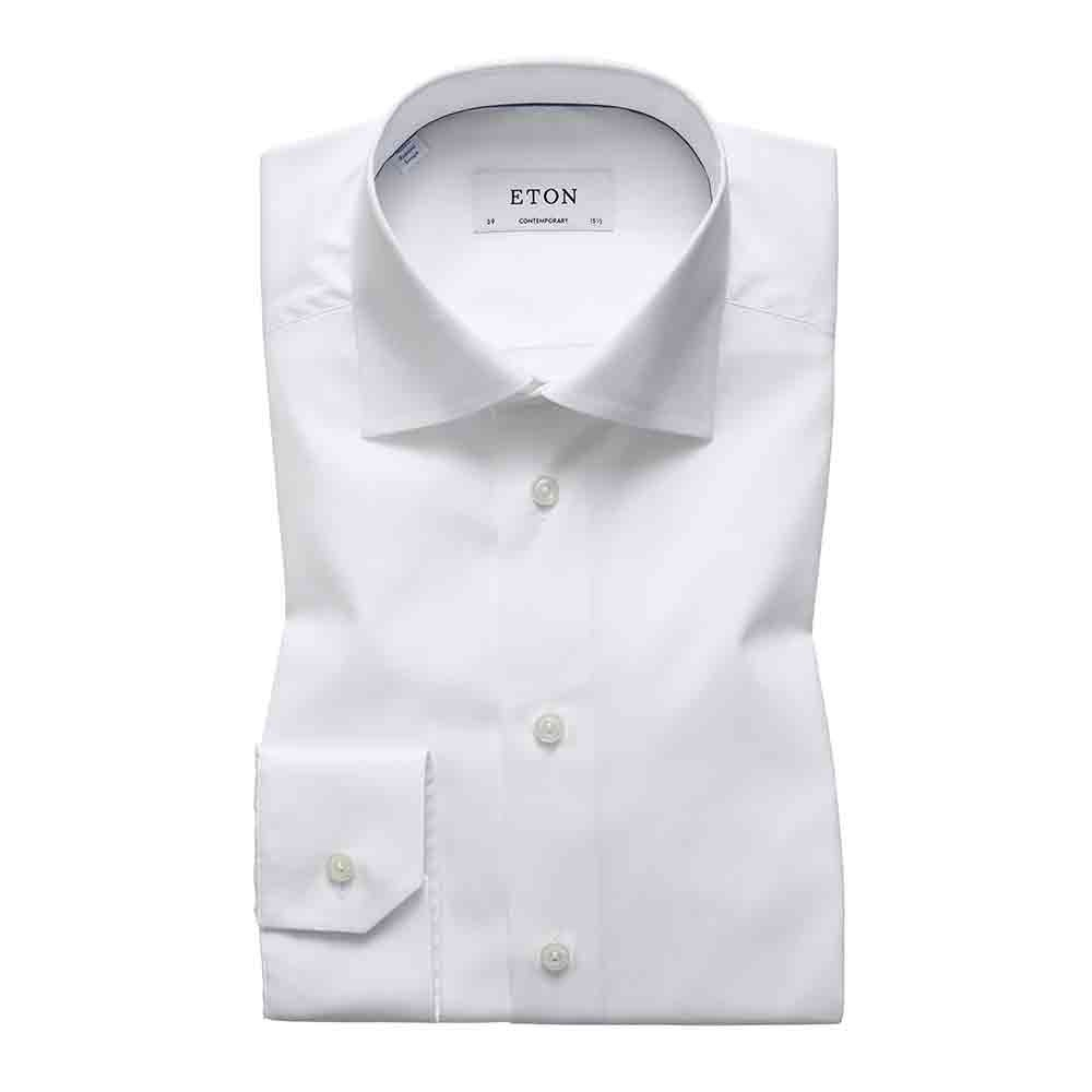 Contemporary Fit Poplin Shirt main image