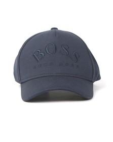 BOSS Mens Blue Athleisure Sly  Cap