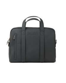 BOSS Mens Black Hyper Document Case