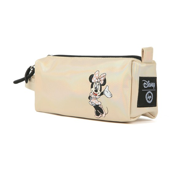 Hype Girls Pink Minnie Glam Pencil Case main image
