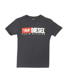 Diesel Boys Blue Just Division Mag T-Shirt