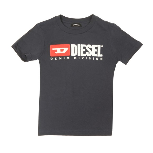 Diesel Boys Blue Just Division Mag T-Shirt main image