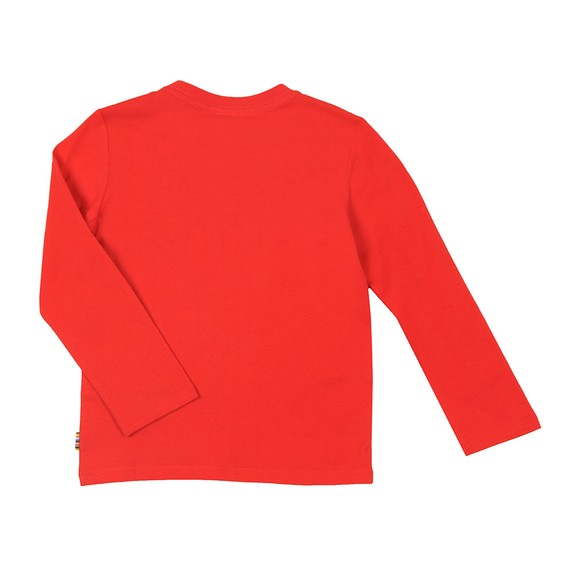 Paul Smith Junior Boys Red Vladou T Shirt main image