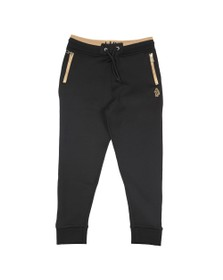 Luke 1977 Boys Black Junior 24 Carat Jogger