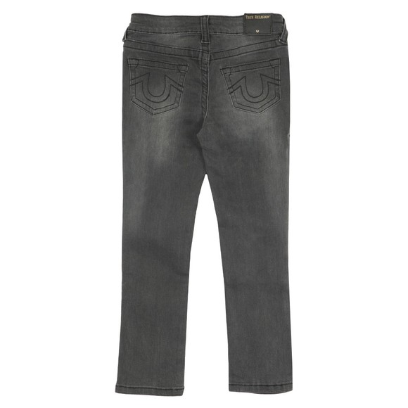 True Religion Boys Grey Boys Rocco Core Jean main image