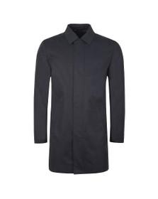 HUGO Mens Blue Marec 1941 Coat