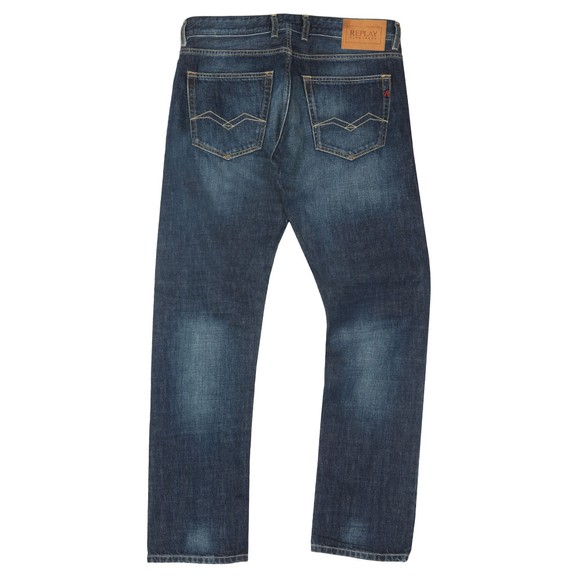 Replay Mens Blue New Grover Jean main image