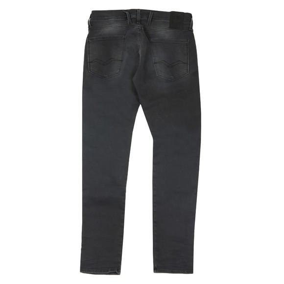 Replay Mens Black Hyperflex Stretch Jean main image
