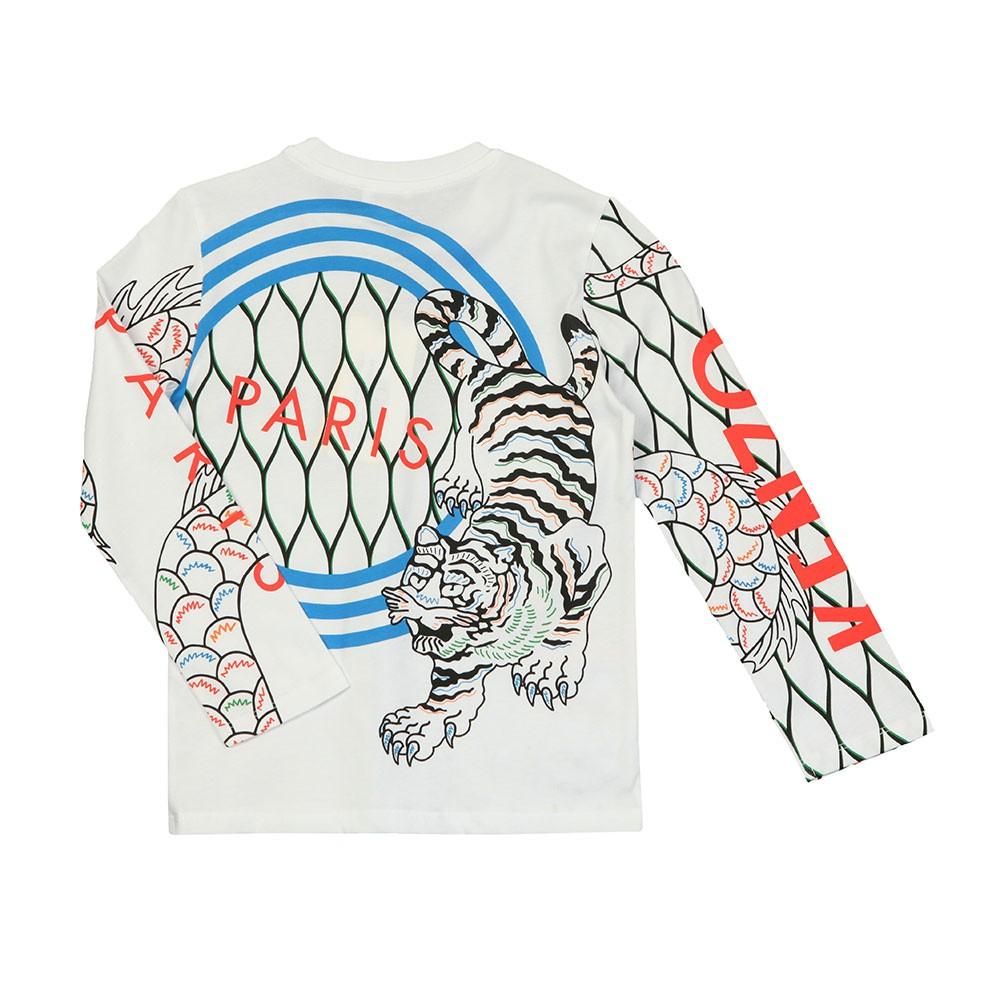 Gibson Japanese Dragon T Shirt main image