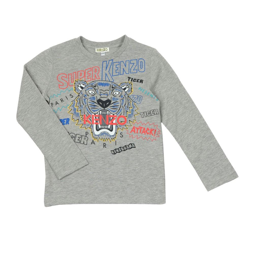 Super Kenzo Tiger T Shirt main image