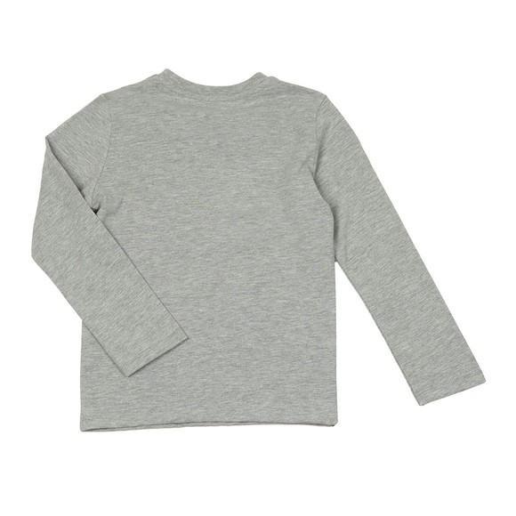 Kenzo Kids Boys Grey Super Kenzo Tiger T Shirt main image
