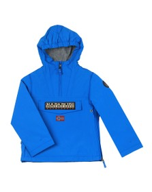 Napapijri Boys Blue Rainforest Jacket