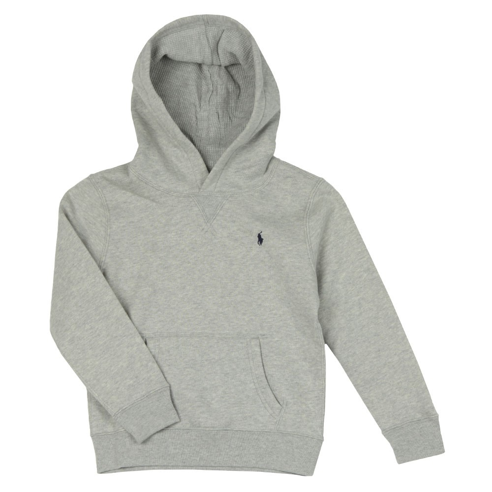 Boys Overhead Fleece Hoody main image