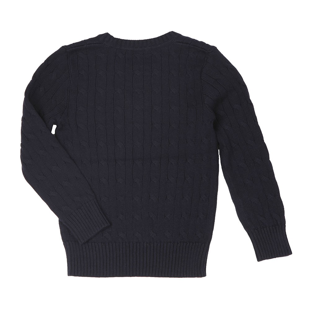 Boys Cable Knit Jumper main image