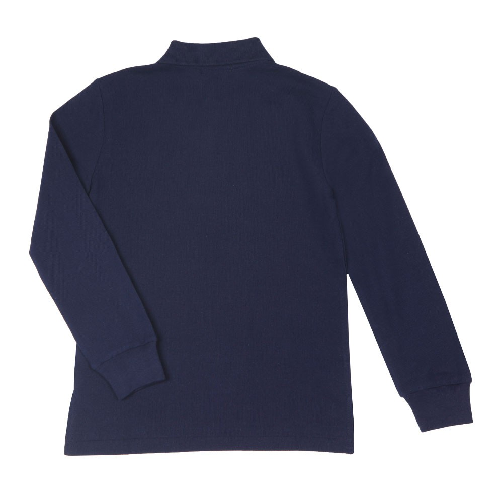 Boys Long Sleeve Polo Shirt main image