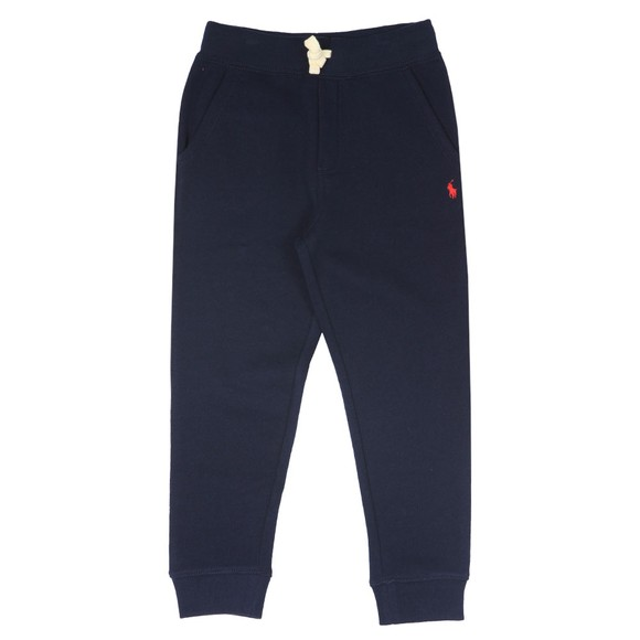 Polo Ralph Lauren Boys Blue Boys Fleece Jogger
