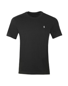 Polo Ralph Lauren Mens Black Crew Neck Sleep T Shirt