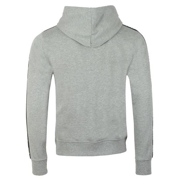 Replay Mens Grey Hooded Sweat main image