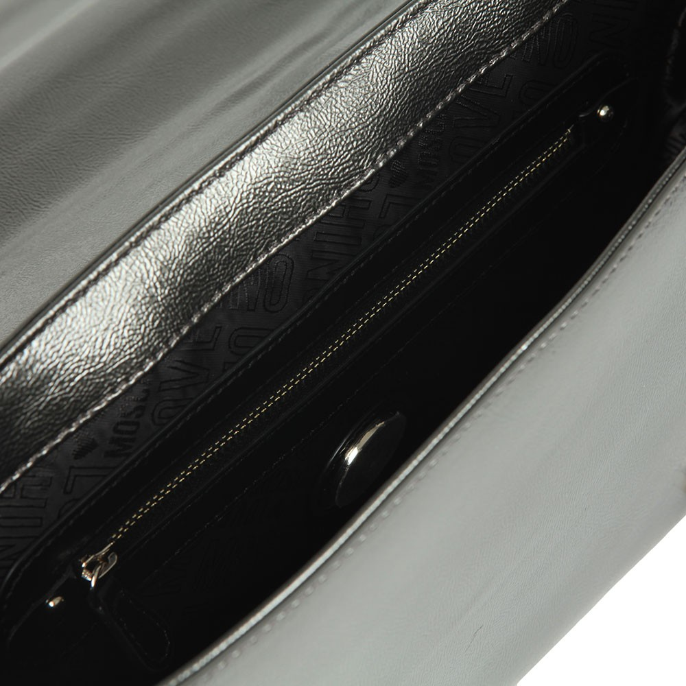 Metallic Logo Handle Bag main image