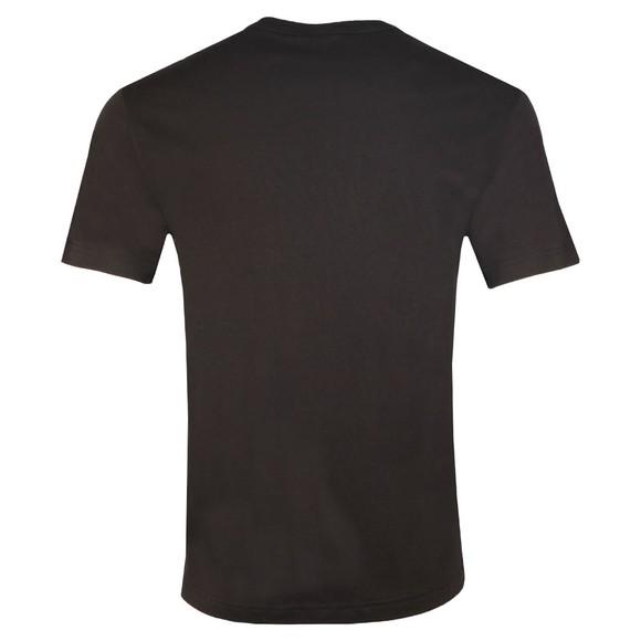 Champion Reverse Weave Mens Black Script Logo T-Shirt main image