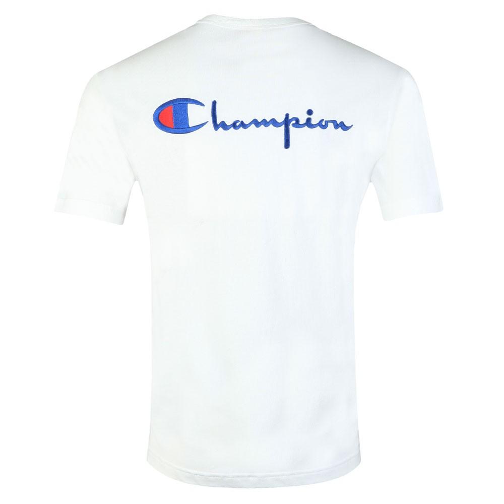 Small Logo Back Script T Shirt main image