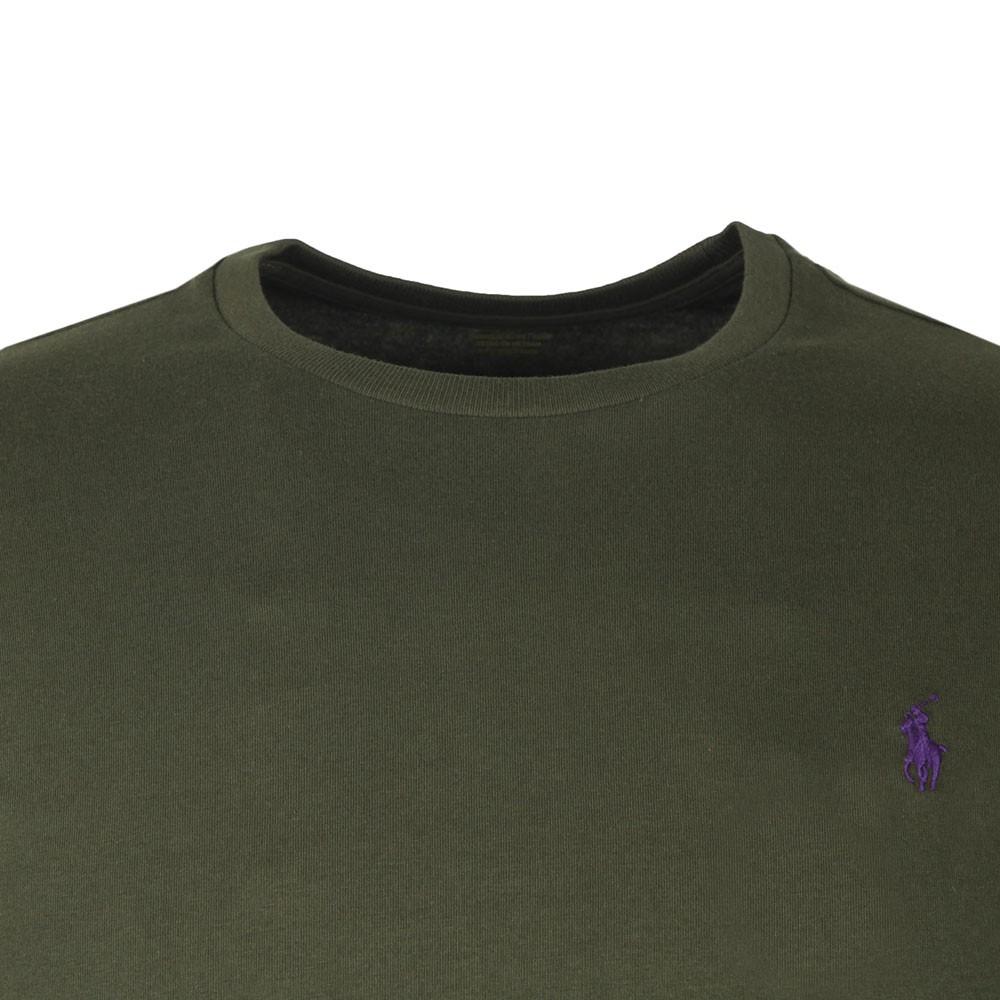 a528f139eca3 Polo Ralph Lauren Custom Slim Fit Long Sleeve T Shirt | Oxygen Clothing