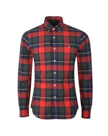 Polo Ralph Lauren Mens Multicoloured Classic Check Button Down Shirt