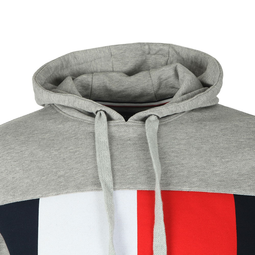 Flag Chest Insert Hoodie main image