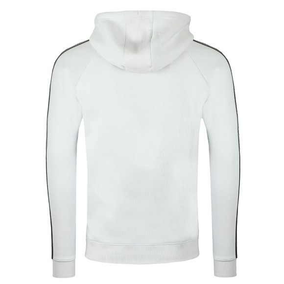 Gym King Mens Grey Newton Tape Hoodie main image