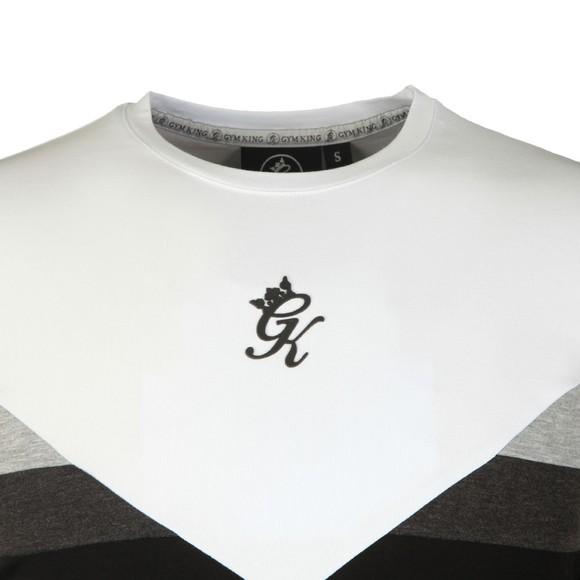 Gym King Mens Black Escobar T-Shirt main image