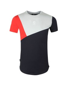 Gym King Mens Multicoloured Cotroni Tee
