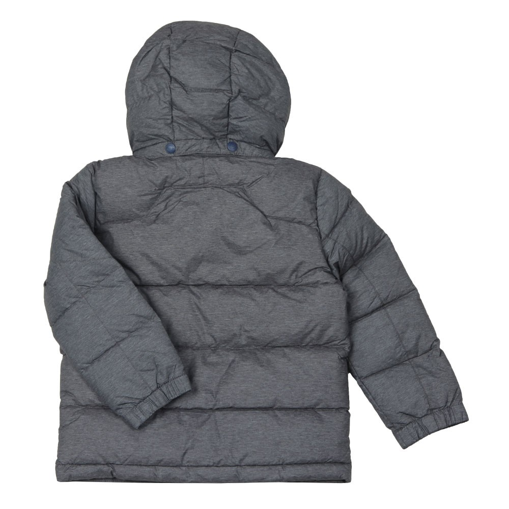 Boys Detachable Hood Puffer main image
