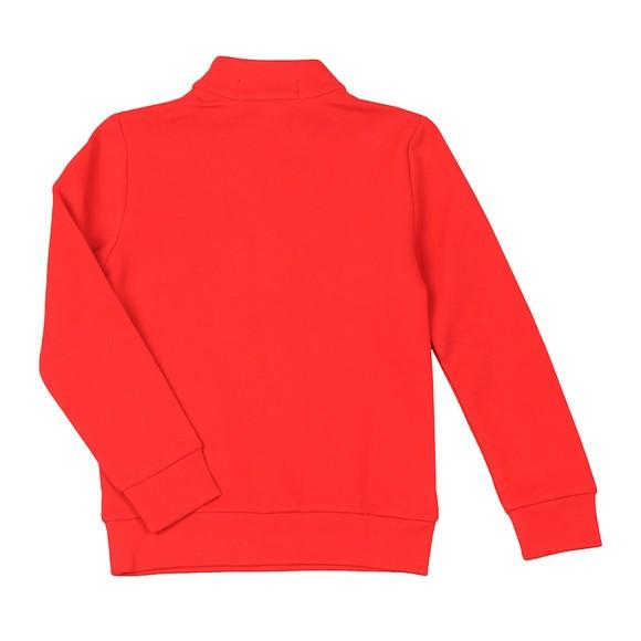 Polo Ralph Lauren Sport Boys Red Boys Half Zip Sweatshirt main image