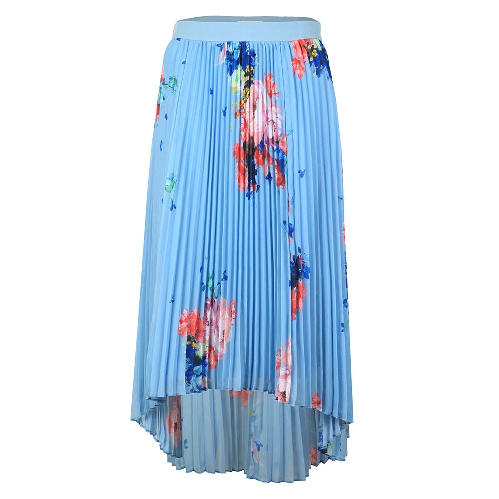 Harrpa Raspberry Ripple Pleated Skirt main image