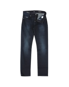 BOSS Mens Blue Casual Delaware Stretch Jean