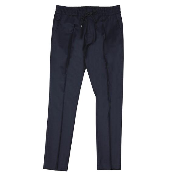 HUGO Mens Blue Zander194 Trouser