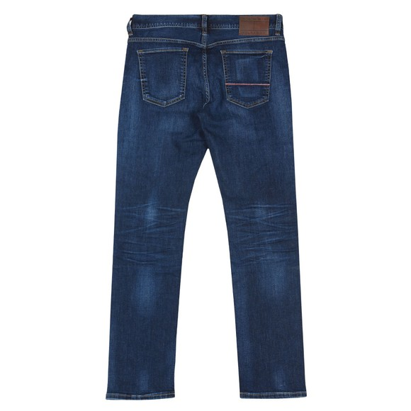 Tommy Hilfiger Mens Blue Denton Straight Flex Jean main image