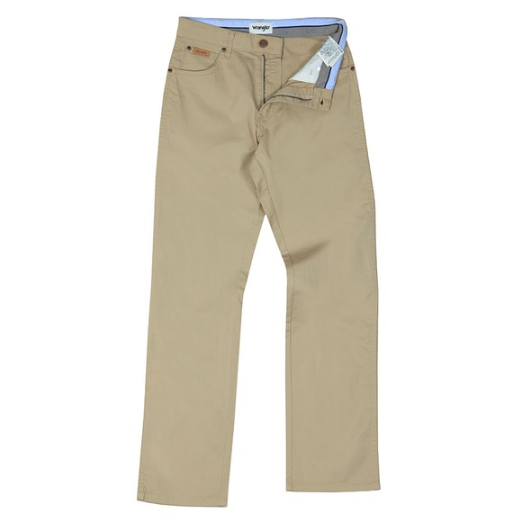 Wrangler Mens Beige Texas Stretch Jean main image