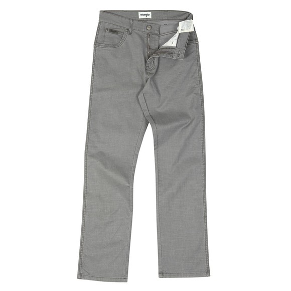 Wrangler Mens Grey Texas Stretch Jean main image